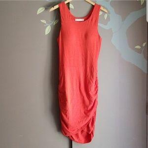 Athleta Seeker Knit Tank Dress